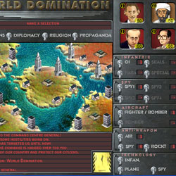 Flash-игры онлайн - World Domination
