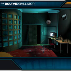 Shooter Online - The Bourne Simulator