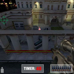 Shooter Game - The Professionals